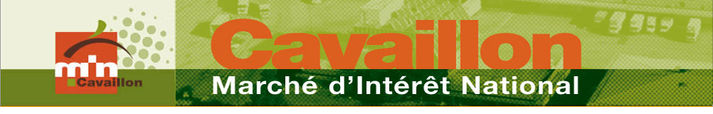 Min de cavaillon : march� d'int�r�t national